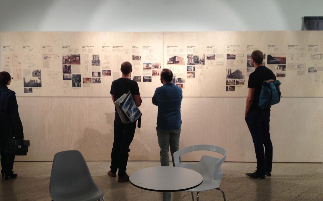 Exposition d'Automne «Chacun sa Maison, Paul Chemetov»