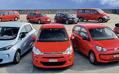 Faites votre choix parmi notre flotte de véhicules